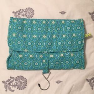 Contents Hanging Toiletry Bag